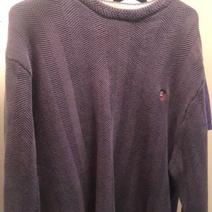 Chaps Thick Ribbed Sweater